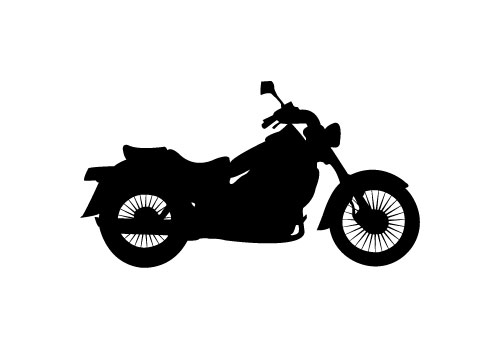 17 Motorcycle Motor Vector Images