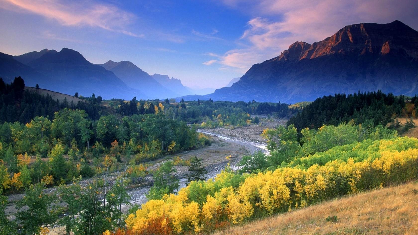 Mountain Landscape Nature Photography