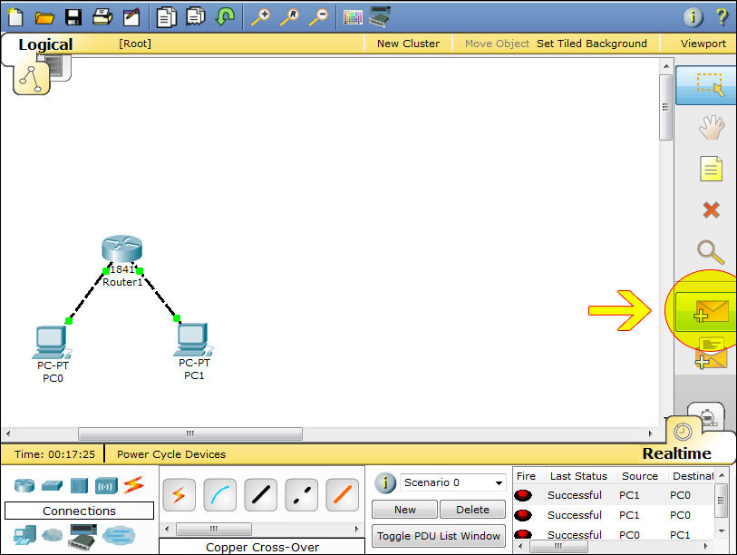 Packet Tracer Icons