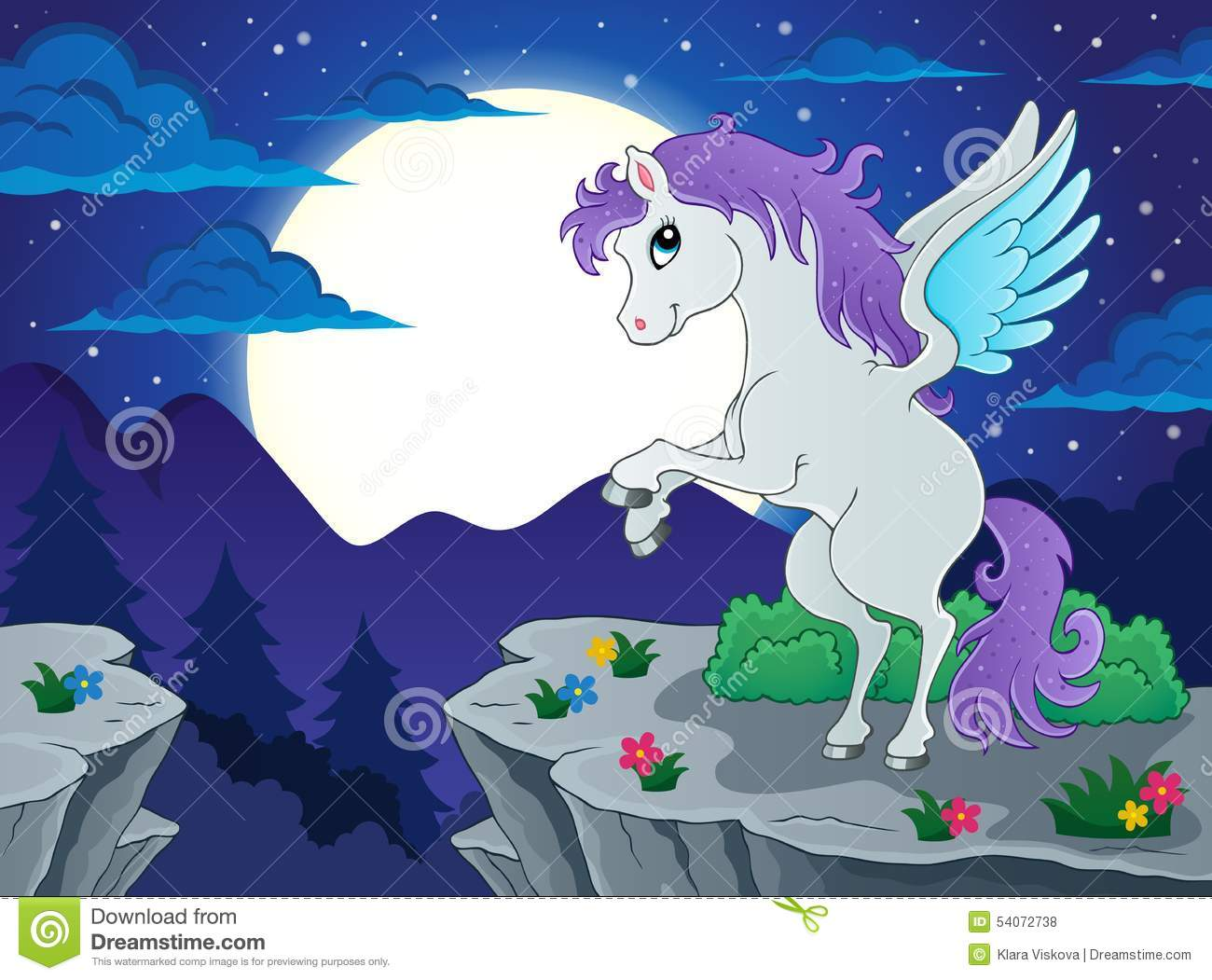 Pegasus Scenery