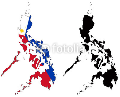 9 Philippine Map Vector Images Mindanao Map Philippines Islands