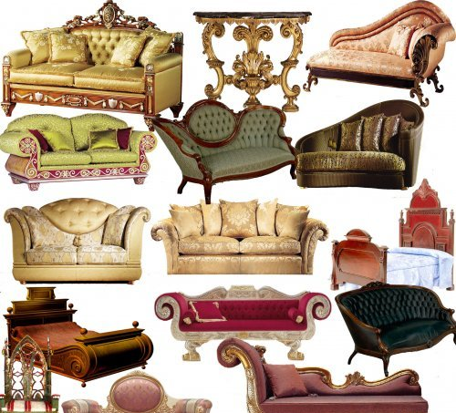Photoshop Furniture