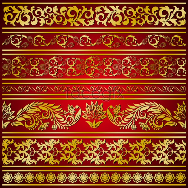 Photoshop Lace Border Designs