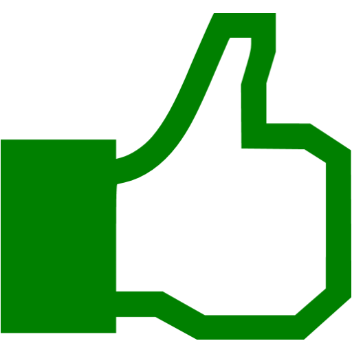 8 Facebook Icon Green Images