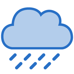 10 Rainy Weather Icon Images