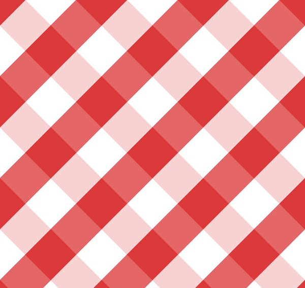 Red Lattice Background