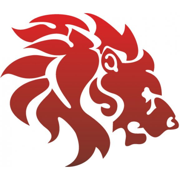 13 Red Lion Logo Vector Images