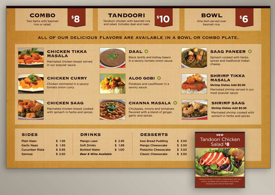 17 Design Menu Food Images