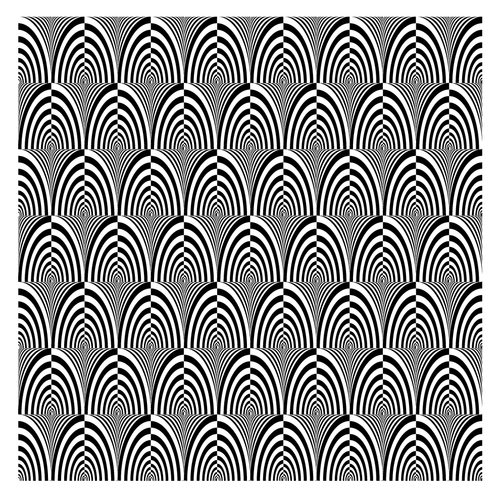 Shell Art Patterns