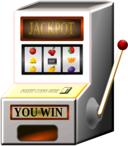 14 Slot Machine Vector Art Images - Woman Slot Machine Clip Art ...