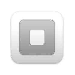 Square Credit Card Reader Icon