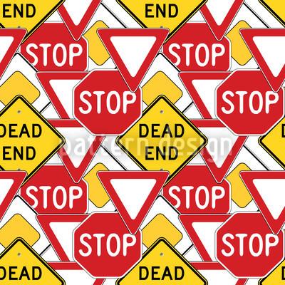 Traffic Pattern Sign