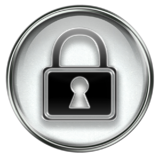 20 Locked Icon.png Gray White Images
