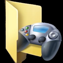 Windows 7 Games Folder Icon