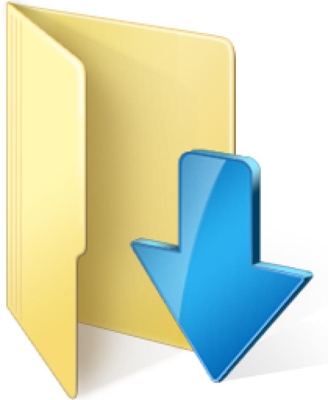 Windows Folder Icon Downloads