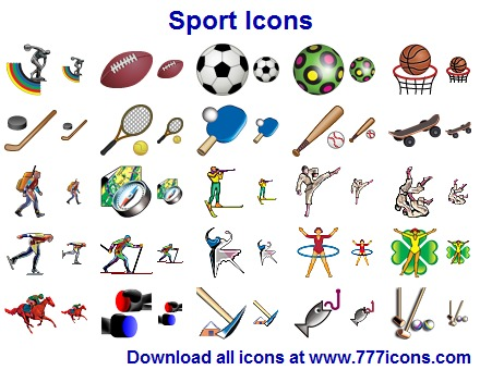 Windows Sports Icons Pack Download