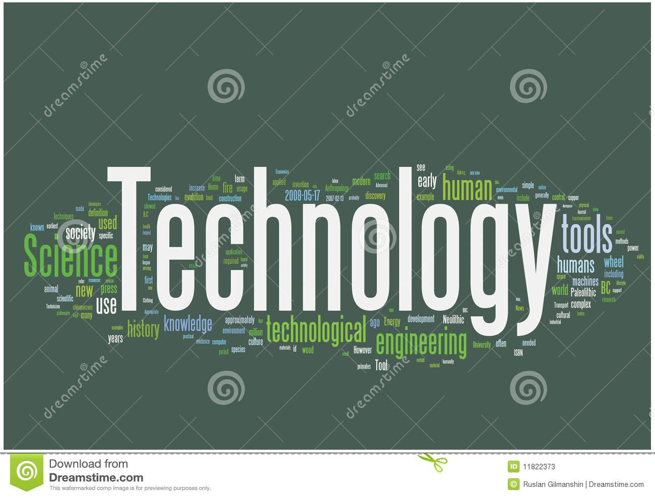 Word Cloud Technology