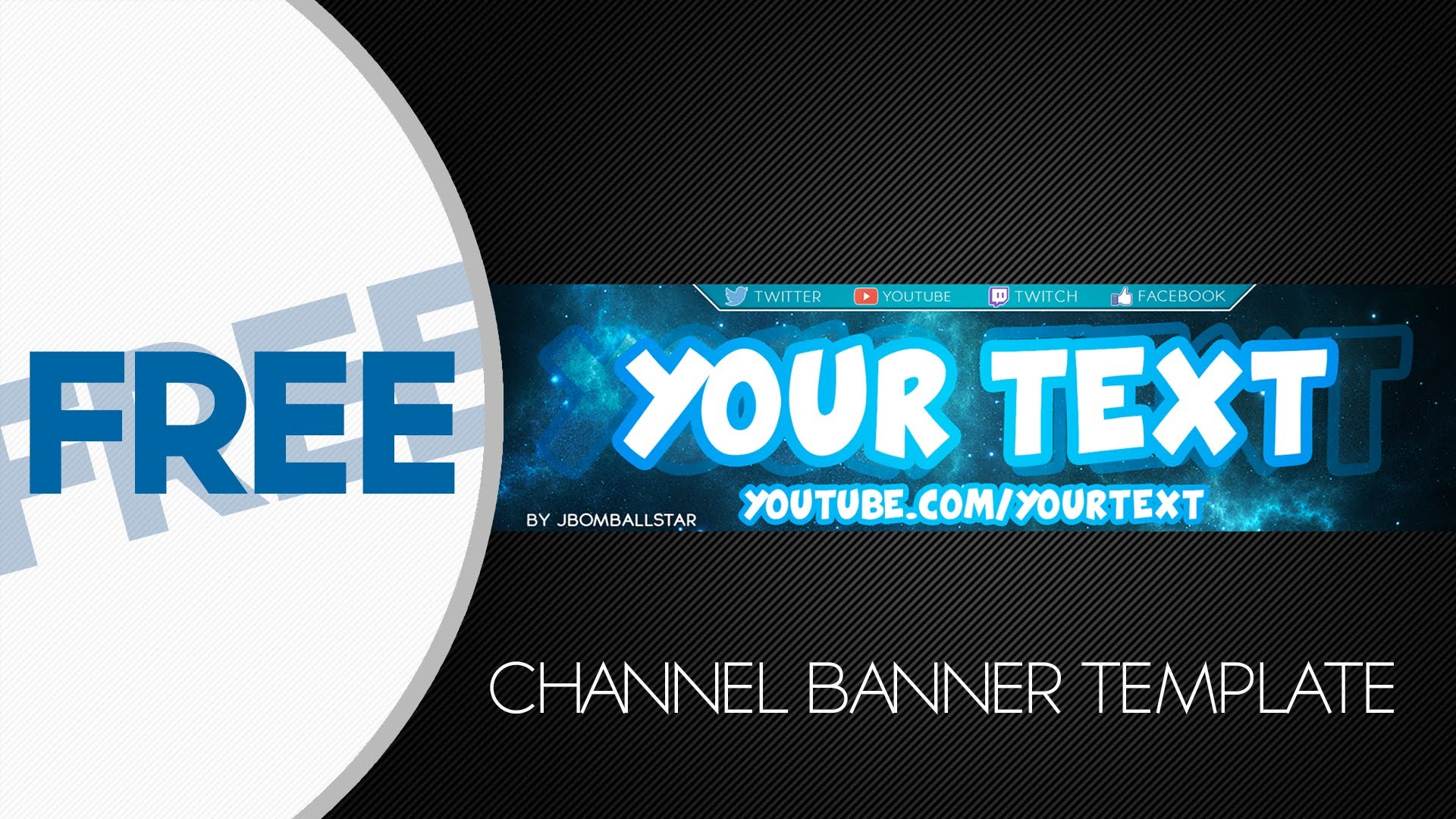 14 youtube banner psd t images free youtube banner template psd anime youtube banner template. Black Bedroom Furniture Sets. Home Design Ideas