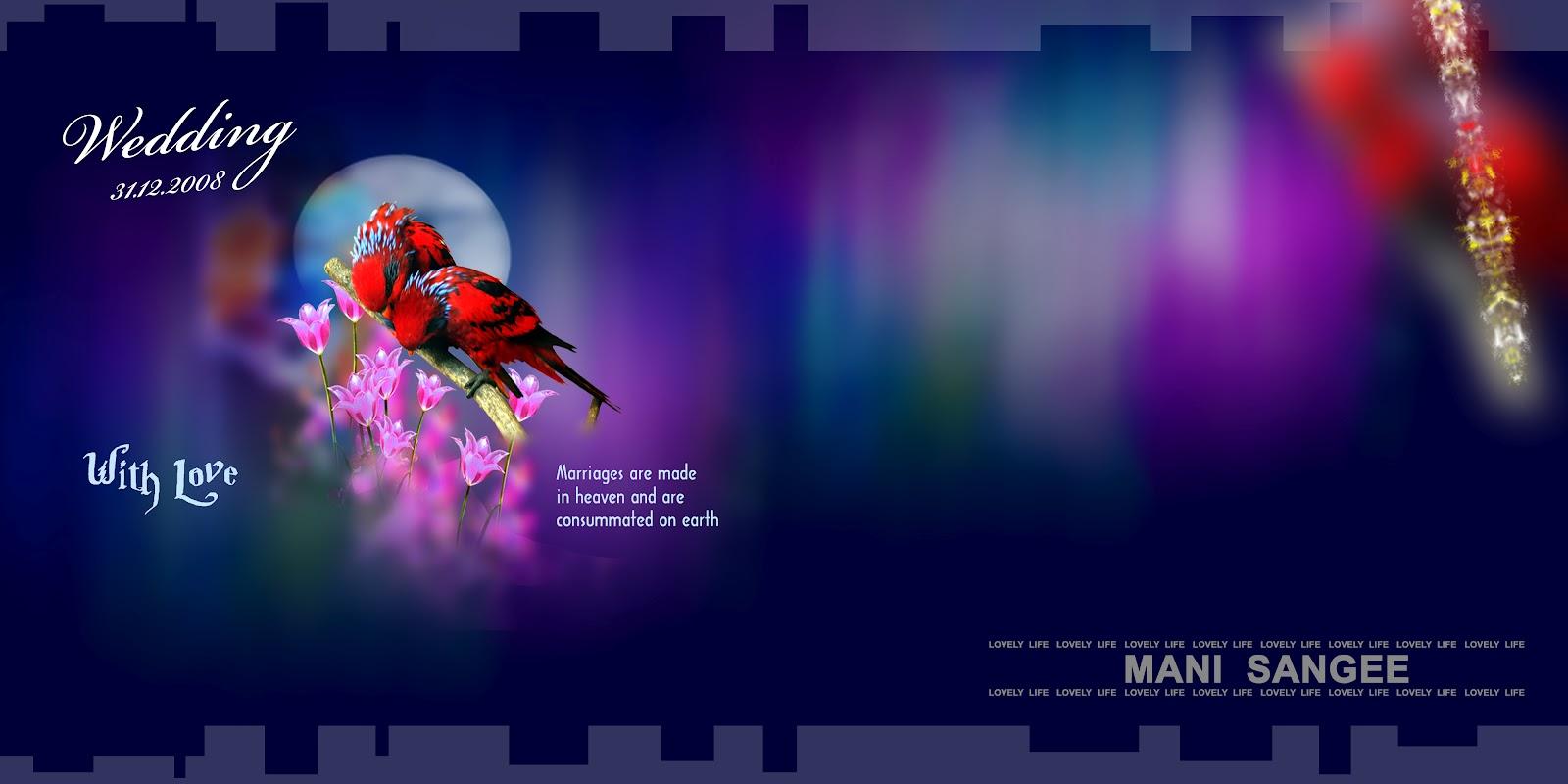 12X30 Album Karizma PSD Free Download