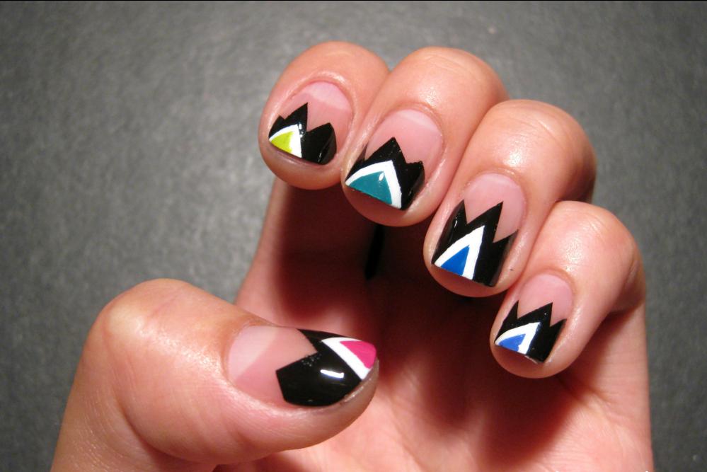 14 2015 Summer Nail Art Designs Images