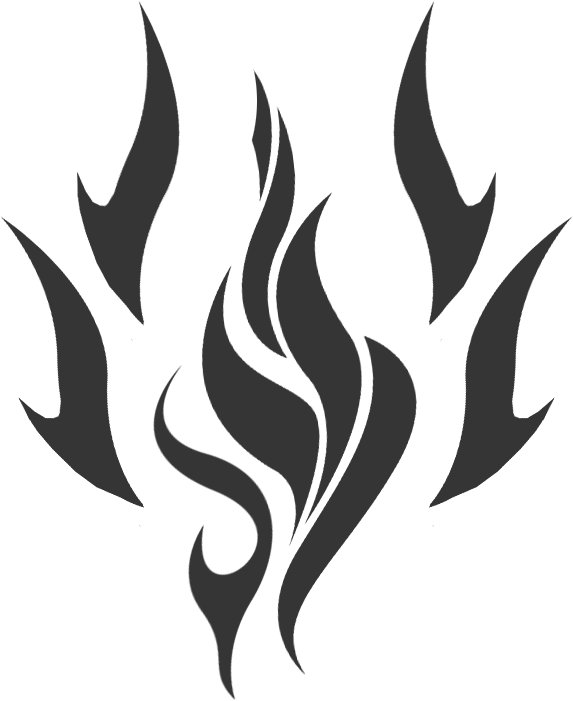 8 Black Flame Icon Images - Black and White Flame Icon ...