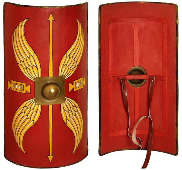 10 roman shield designs images ancient roman shield for Romeins schild