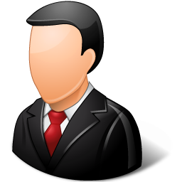 13 Male Business Person Icon Images