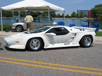 12 1991 Vector W8 Twin Turbo Images
