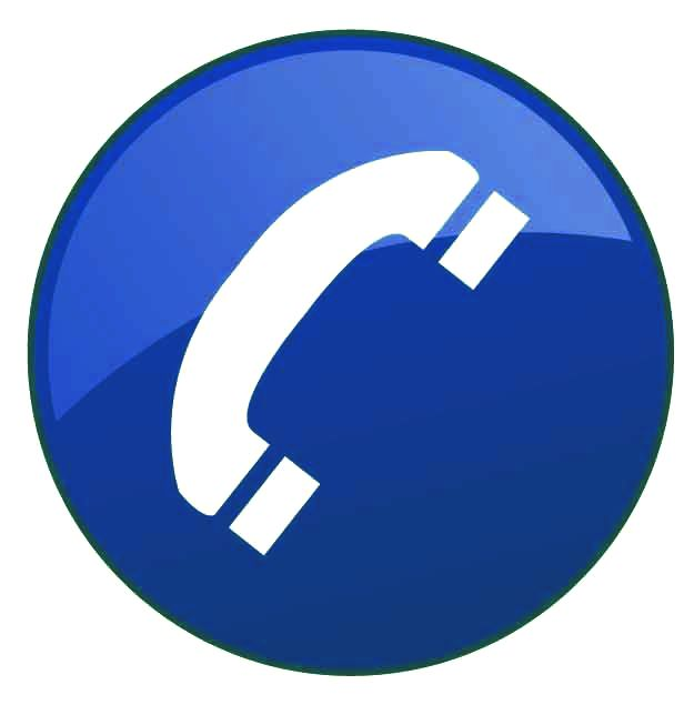 Cell Phone Call Icon