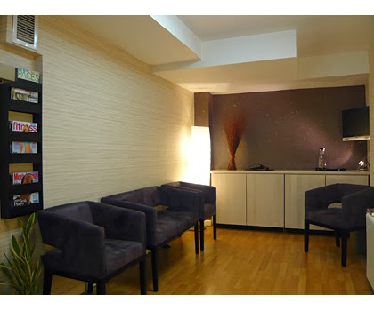 Chiropractic Office Waiting Room Design
