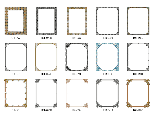 12 Modern Picture Frame Vector Free Images Modern Frame Vector
