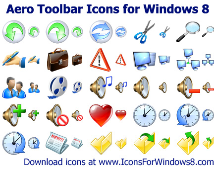 Download Windows 8 Icons
