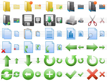 Download Windows Toolbar Icons