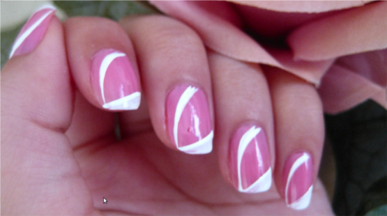 Easy Nail Art Designs Step by Step