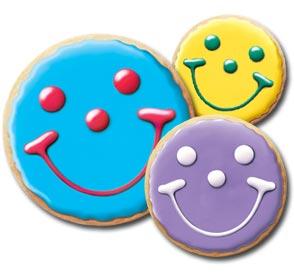 Eat N Park Smiley-Face Cookies