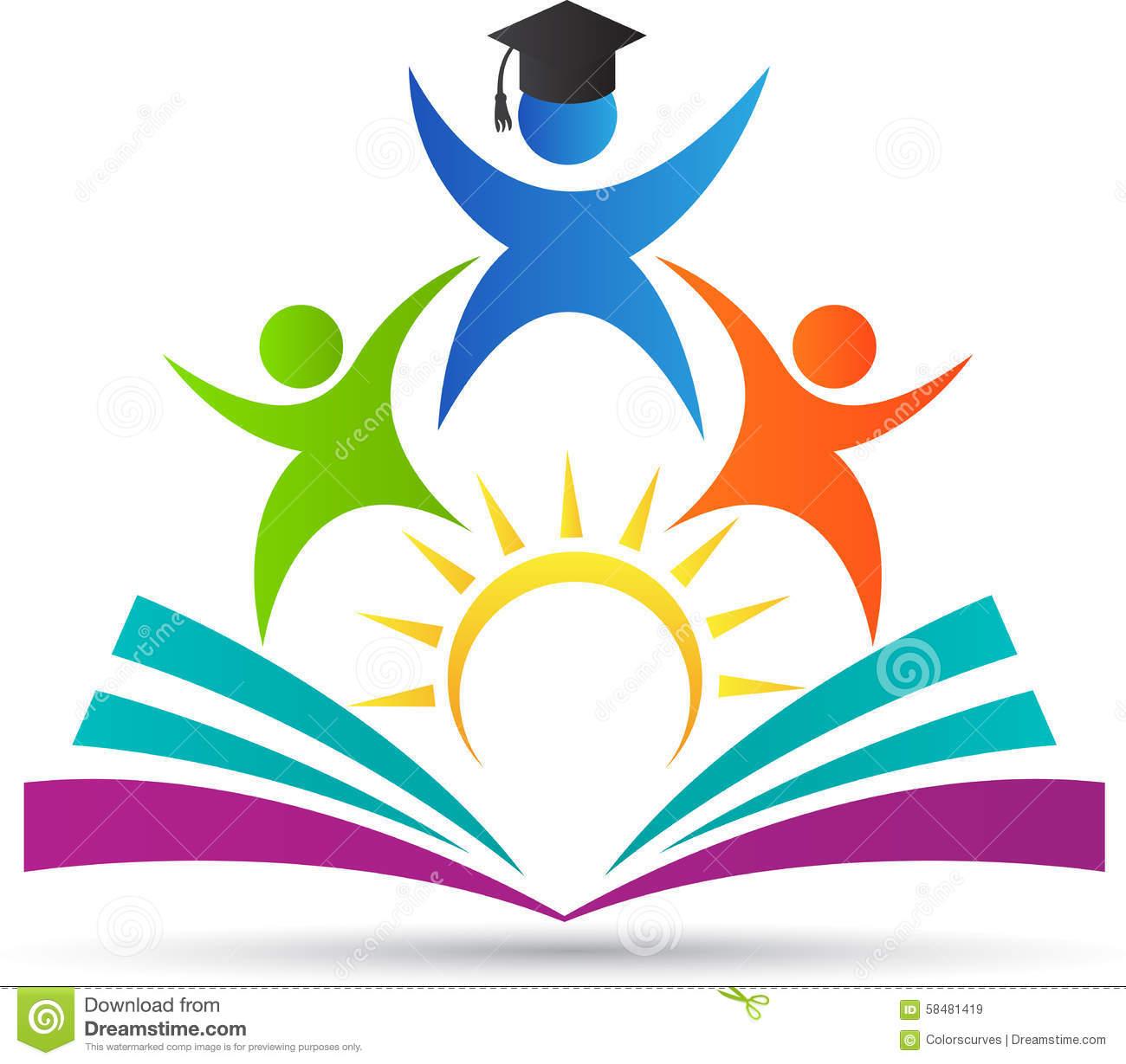 9 education vector logo images education logos free