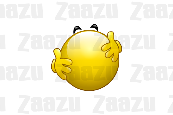 Emoticon Hug Animated Smiley