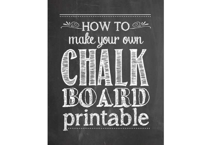 9 Chalk Font DaFont Images - Free Chalk Hand Lettering Font