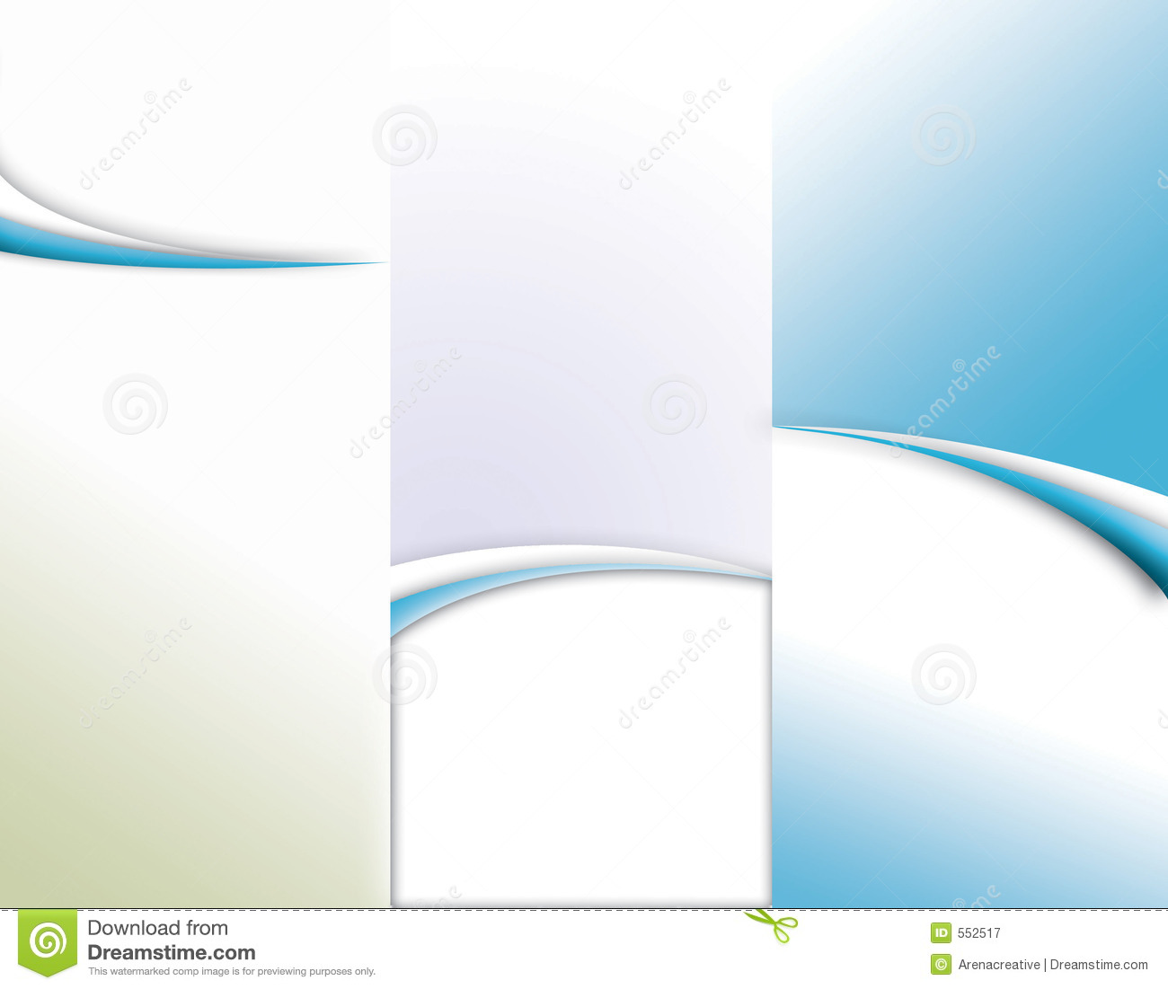 Word Brochure Template Tri Fold Akbaeenw
