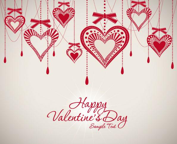 Free Vector Valentine's Day