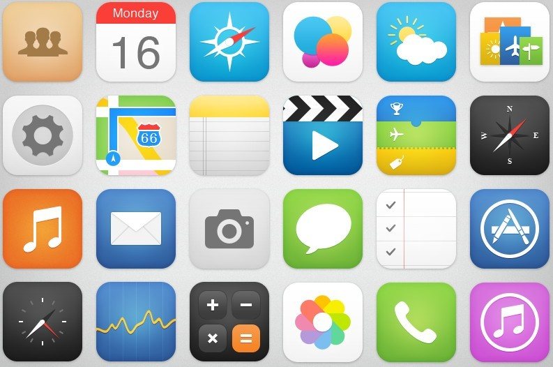 13 School App Icon Images