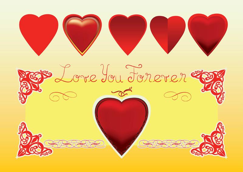 Love You Forever Clip Art