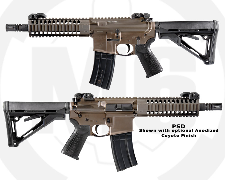 11 PSD Assault Rifle Images