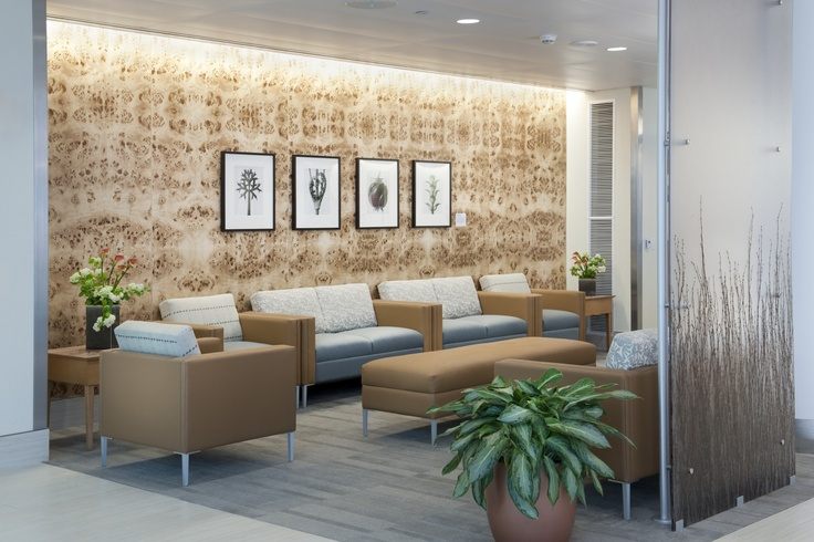 Medical Office Waiting Area Design