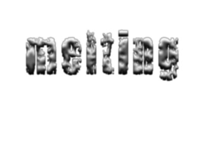Melting Text - After Effects - YouTube