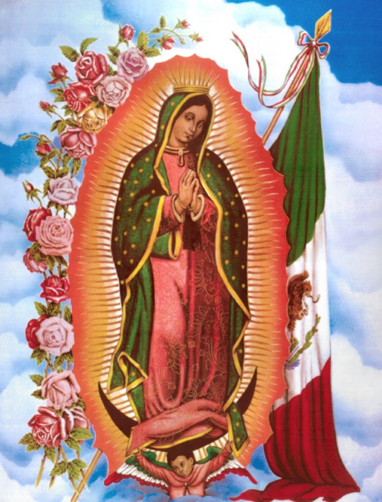 12 Mexican Religious Icons Images