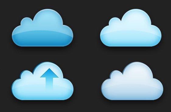 Microsoft Cloud Icon