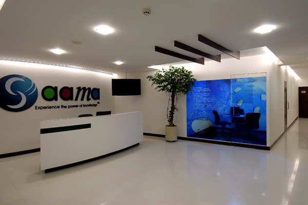 Office Reception Area Design Ideas