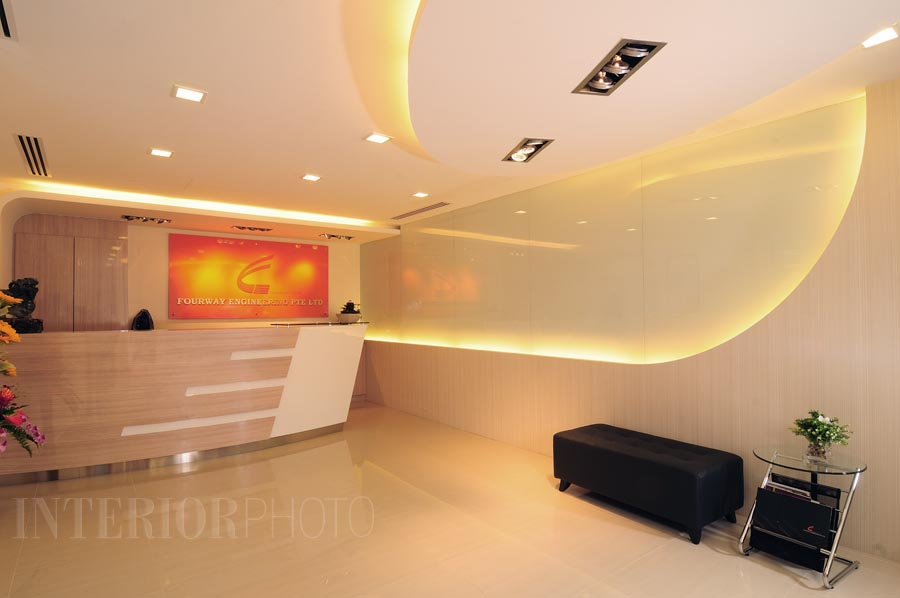 Office reception area decorating ideas creativity for Office area design