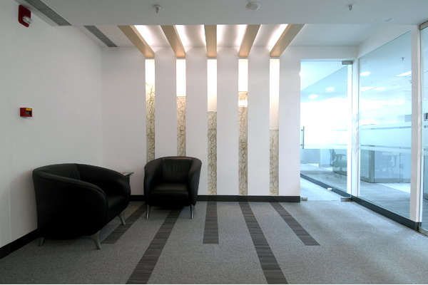 Office Waiting Area Design Ideas